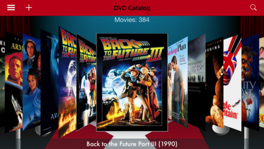 DVD Catalog includes our free webservice: MyDVDCatalog.com
